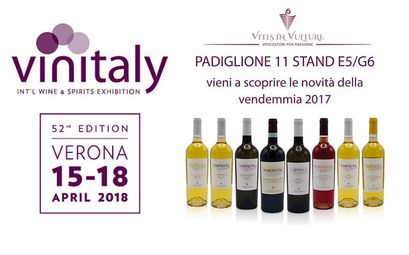 evento vinitaly locandina vitis in vulture
