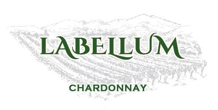 etichetta labellum chardonnay